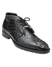 Gaylord Hornback Crocodile Ankle