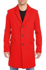 Nardoni Wool Car Coat