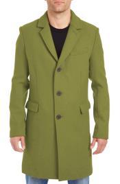 Wool ~ Pea Coat