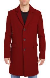 Wool Car Coat ~