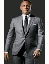 Bond Outfit Skyfall Grey