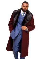 Brown Overcoat ~ Topcoat