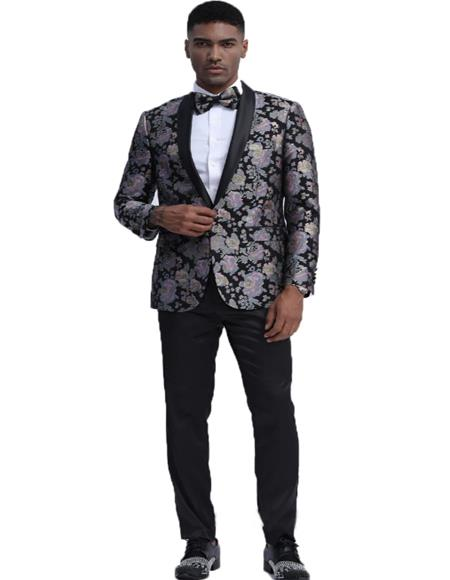 Fit Dinner Jacket Tuxedo