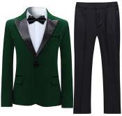 Jacket & Pants Dark