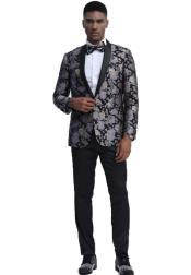 Slim Fit Prom Outfit