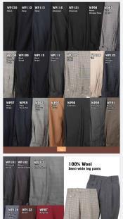 Leg 100% Super 150s