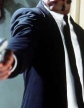 Pulp Fiction Black Suit