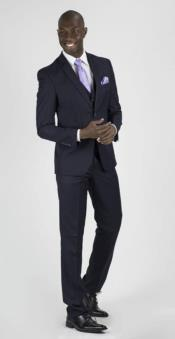 2 Button Vent Suit
