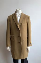 Long Jacket Wool With