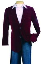 Blazer Jacket Mens Fashion