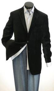 Velvet Sport Jacket Velour
