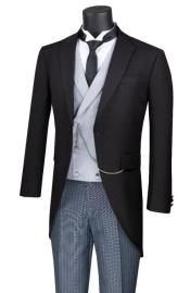 Cutaway Tuxedo with Tails