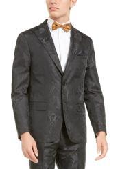 Paisley ~ Floral Suit