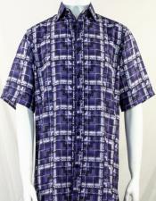 Purple Shirt 3977