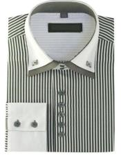 Collar Clubbing Shirts Mens