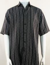 Short Sleeve Shirt Button