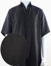 Short Shirt Button Front