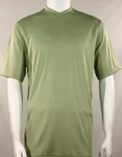 Short Sleeve Shirts Mint