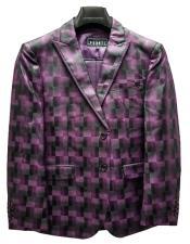 Suit Jacket and Fancy