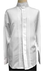 Collar Mandarin Style Dress