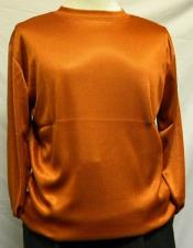 Sleeve Mock Neck Shiny