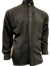Collar Shirts Black