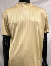 Rayon Material Tan Short
