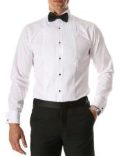 Paris White Slim Fit