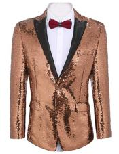 Gold ~ Gold Sequin