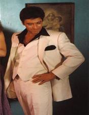 Montana White Suit /