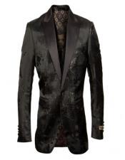 Tuxedo Jacket with Tone