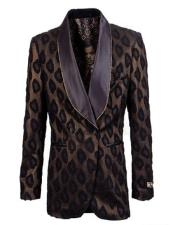 Breasted Dinner Jacket Fashion