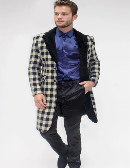 Quarter Overcoat + Designer