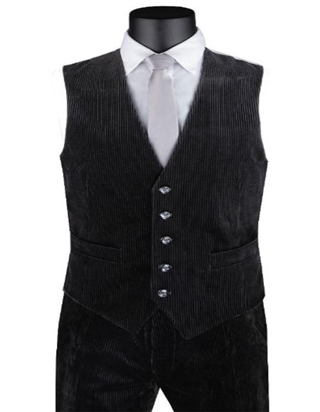 Pants + Matching Vest