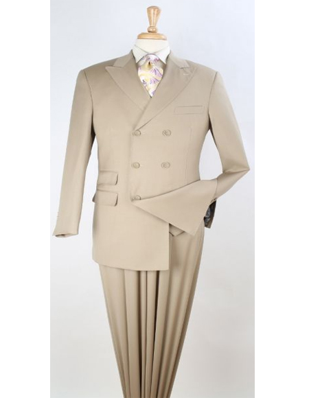King Suit 3pc Vested