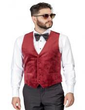 Buttons Waistcoat Regular Cut