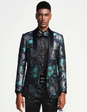 ~ Wedding Sportcoat Teal