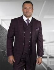 3 Piece Suit Double
