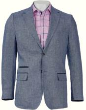 Linen Blazer by Inserch