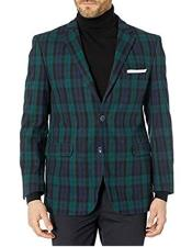 Mini Checker Blazer Sport
