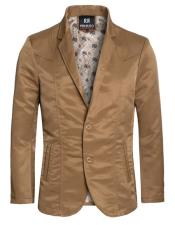 Slim Fit Western Blazer