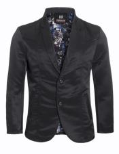 Sport Coat Black Slim
