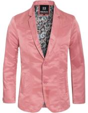Western Blazer Slim Fit