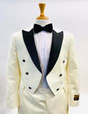 mens FashionTuxedo With Tails