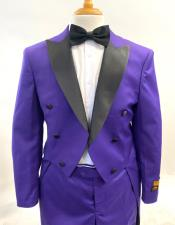 Morning Suit Tux Color
