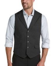 Button Flap pocket mens
