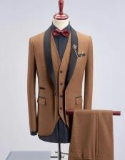 Shawl Collar Vested 3