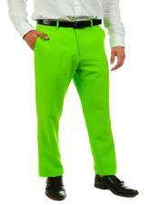 Prom Black Tie Lime