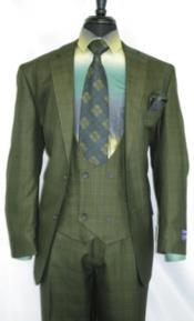 Pattern 1920s Vintage Suits