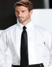 Pleated Laydown Mens Tuxedo